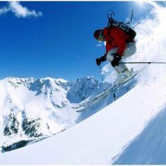 Горе Лыжник
